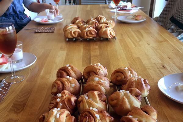 パン教室 pique-niqueの年内開催レッスンのご案内です。