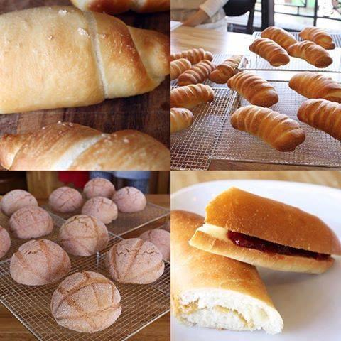 今月のパン教室 pique-nique