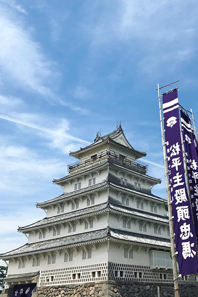 長崎県島原市へ