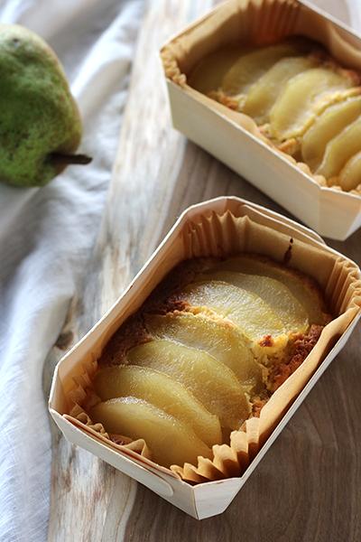 【レシピご紹介】デロンギオーブンで作る「洋梨のケーク」
