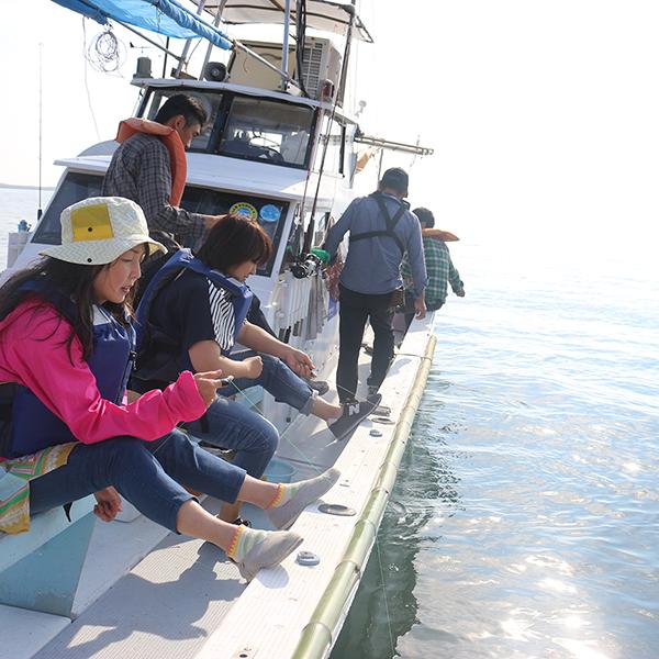 島原の伝統漁、手釣り体験をしてきました。