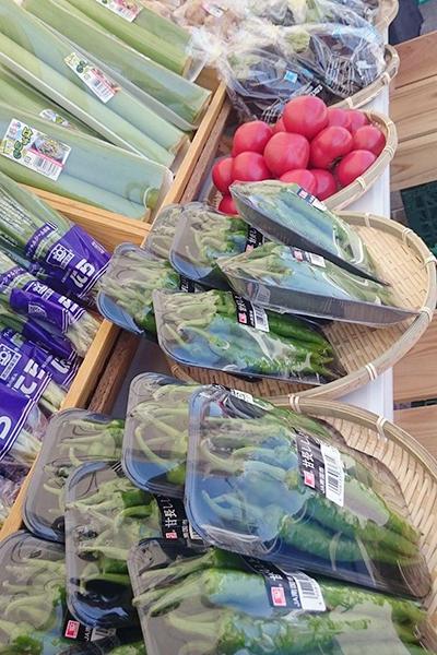 高知野菜のマルシェ【日曜市】